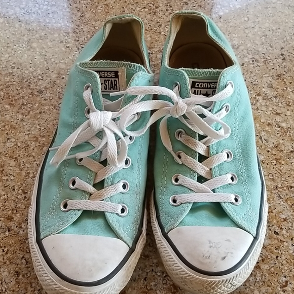Converse All Star sneakers size 8 (womens 10)